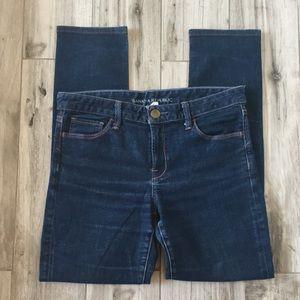 Banana Republic Skinny Blue Jeans Size 28P